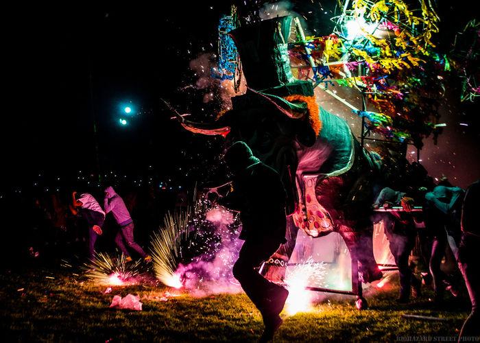 Feria Feria Nacional De La Pirotecnia Mexico Night Pirotecnia Real People Toros Tradition Tultepec