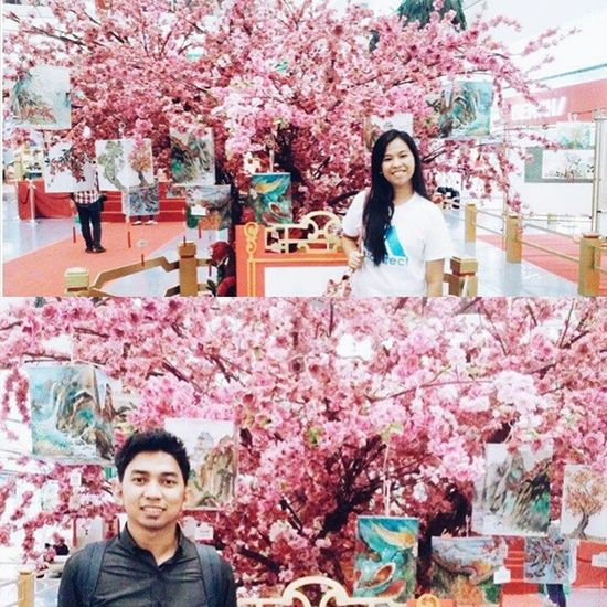 Triple celebration. Post-Vday date. 25th. And the success tugstugsday! <3 Pigout wit BAEmax.. (Feb. 17,2015) 100happydaysofkei Day85 Reward ForeverBestfriends GongXiFaCai