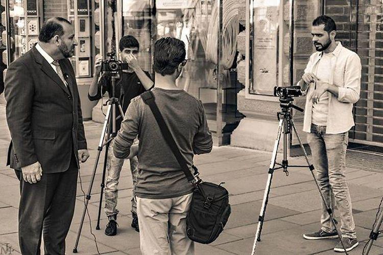 Interview Street Vienna