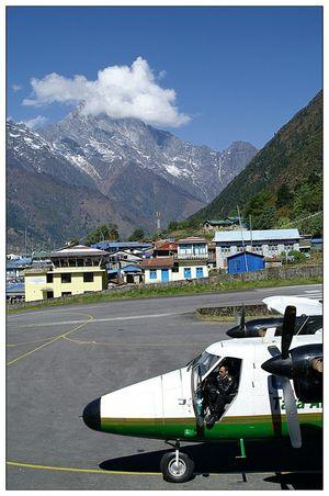 Trekking In Nepal Lukla Details Of My Life EyeMe Best Shot - Landscape