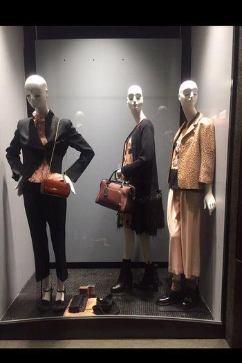 DonneVincenti Moda Alba Abbigliamento Accessori Fashion Vetrina Style Outfit FallWinter2016