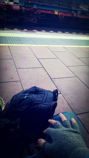 Let's go to travel! Train Traveling Happiness