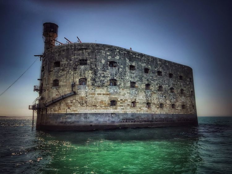 Fort Boyard Sea