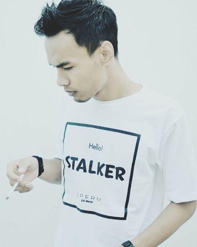 Hey YOU! Stalker Stalkers Hello Stalker First Eyeem Photo