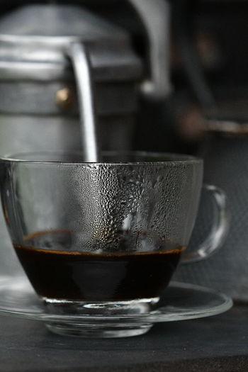 No People Close-up Indoors  Day Kaffee Kaffeezeit Kaffeepause Kaffeebohnen Kaffeekultur Kaffeemühle Kaffee Trinken Kaffeerösterei Drinking Glass Food And Drink Drink Food Retro Styled
