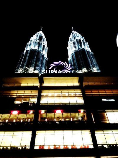 Kuala Lumpur Skyscraper Architecture Building Exterior