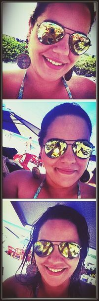 Beach Praia Sun Sky And Clouds Sky And Sea Amo Praia People Photography Brasil ♥ Eye4photography  Praia De Cotovelo