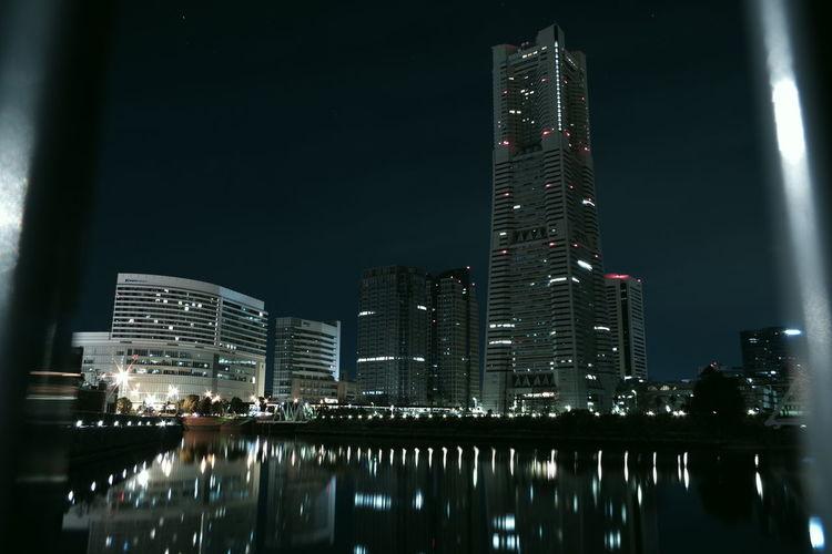 Reflection 横浜