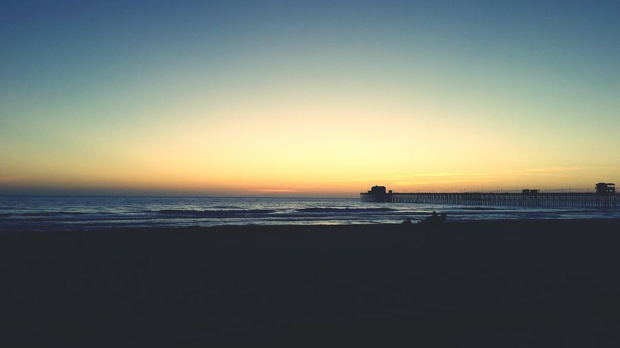 Colorplay Beach Photography Sunset