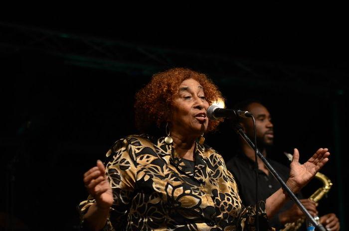Bergamo Reggae Sunfest Cantante Doreen Shaffer Music Musician Reggae Singer  The Skatalites