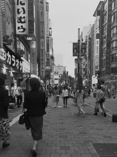 Japan Kabukicho Shinjuku City