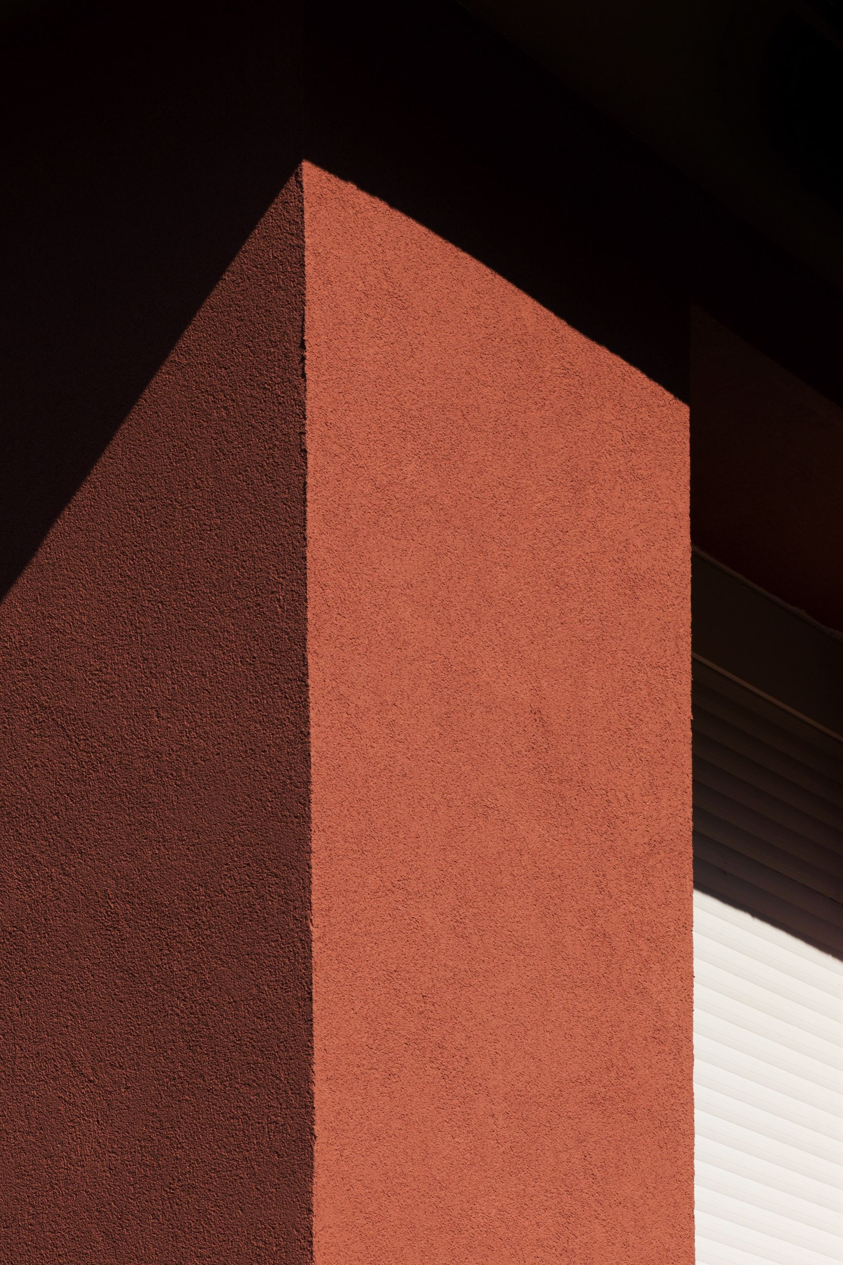architecture, built structure, no people, wall - building feature, low angle view, sunlight, day, brown, building exterior, red, building, pattern, nature, geometric shape, close-up, orange color, outdoors, shadow, paper