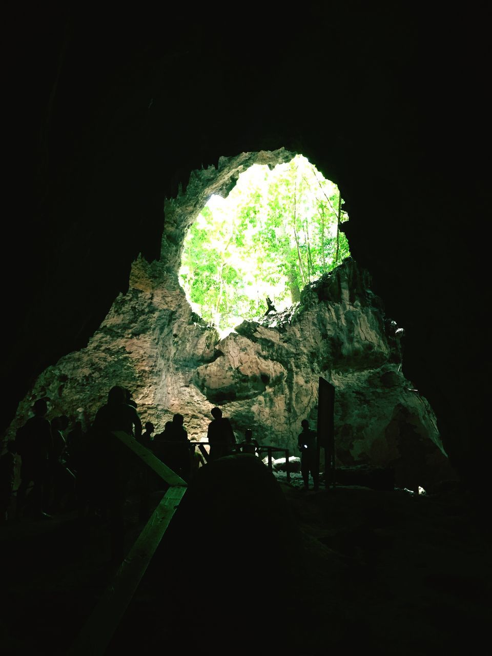 cave, rock - object, rock formation, illuminated, indoors, light at the end of the tunnel, silhouette, nature, adventure, no people, beauty in nature, day