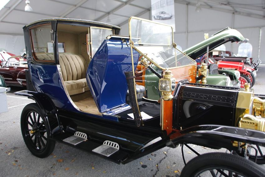 A wonderful example of an early limousine JGLowe Restored Car Restored Cars Vintage Style Vintage Car Vintage Transportation Mode Of Transportation Land Vehicle Stationary No People Motor Vehicle Day Travel Car City Outdoors Street Road