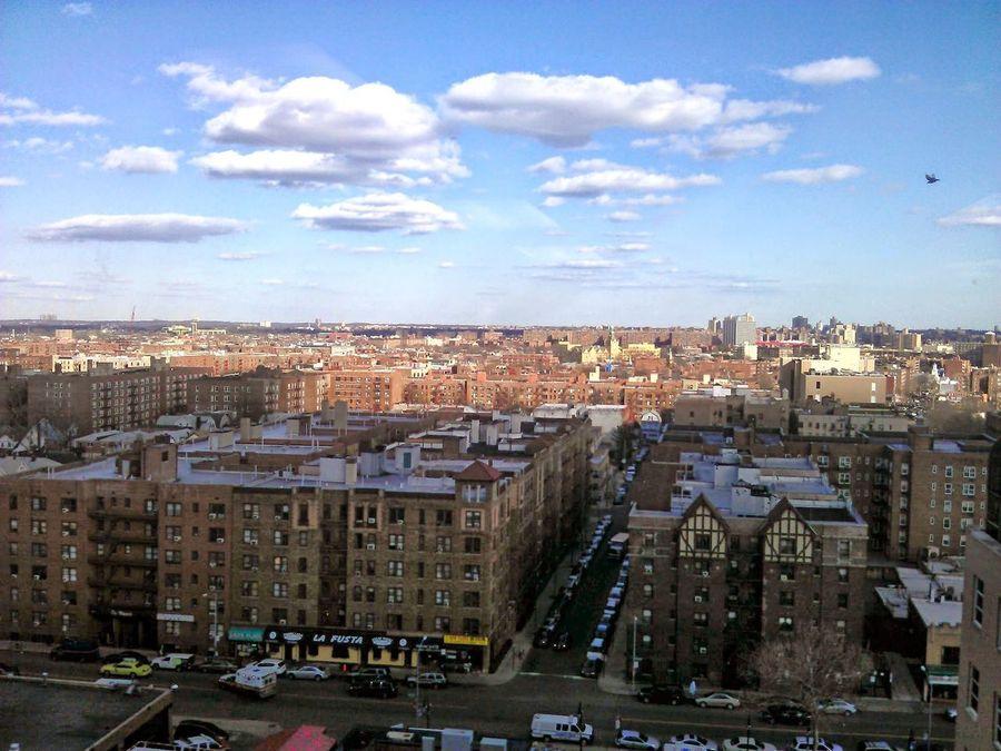 Home High Clouds And Sky Skyporn Blue Sky NYC Nice View Phonecamera Neighborhood Map The Street Photographer - 2017 EyeEm Awards