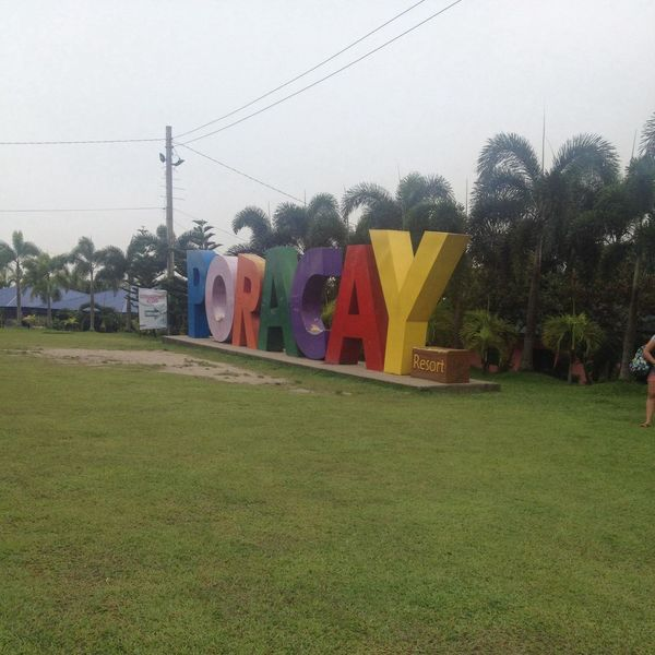 """poracay Resort Memories with New Friends Missing them already :"""")"""