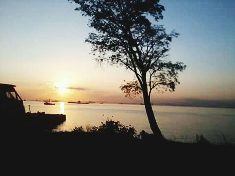 Belo ângulo da Baia de Guanabara.