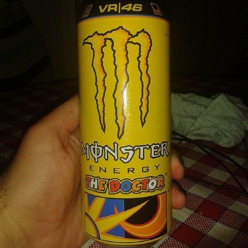 Quien quiere una Monsterenergy edicion VR46 me la vi a tomar que rica Photo Photography