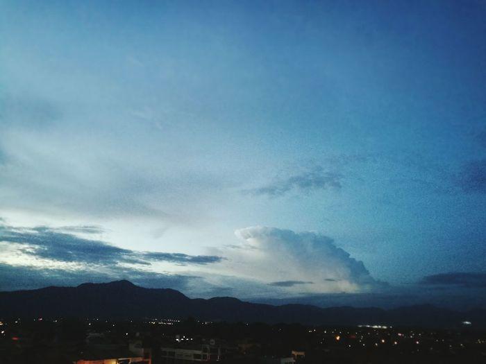 Cloud - Sky Night Beauty In Nature Station 18 Malaysia Leica Huawei P9