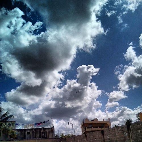 Cloud Forma Clouds Sky Sun