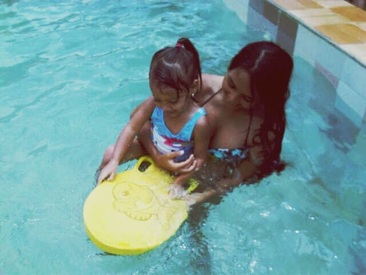 Pool Lovely My Baby Cousin ❤