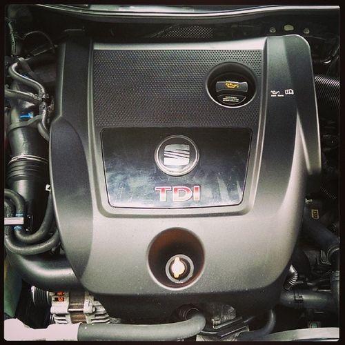 Seat Leon Tdi Topsport car