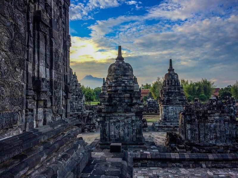 Ancient Civilization Architecture Building Exterior Built Structure Cloud - Sky Day History No People Old Ruin Outdoors Place Of Worship Religion Sky Spirituality Travel Destinations