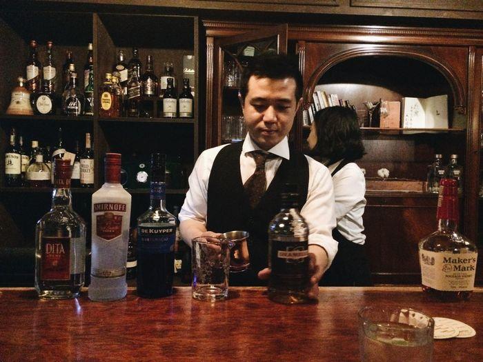Cocktails Drinks Bar Bartender