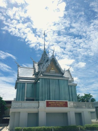 Architecture Temple Sky Sky_collection Clouds And Sky Clouds Taking Photos Traveling Keep