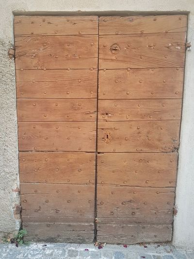 Textured  Design Element Backgrounds Brown Pattern Textured Effect Rough Rectangle No People Outdoors Day Close-up Old Door Old House Langhe Italy Alta Langa Textures And Surfaces Building Exterior