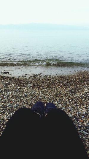 Seaside TimeForMyself Daydreamer Thinking About Life