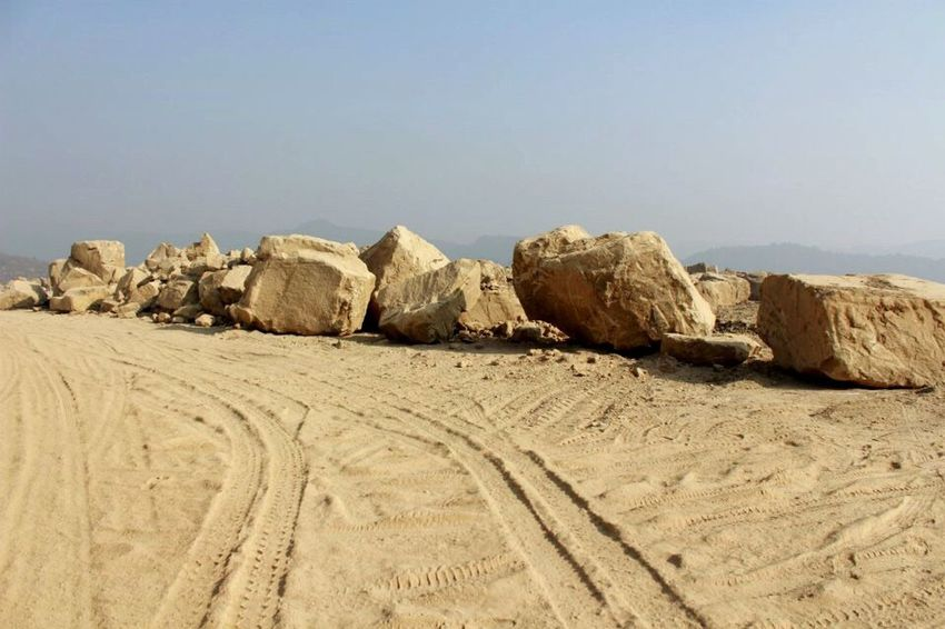 Asian Culture Loess Plateau Drive Yellow River