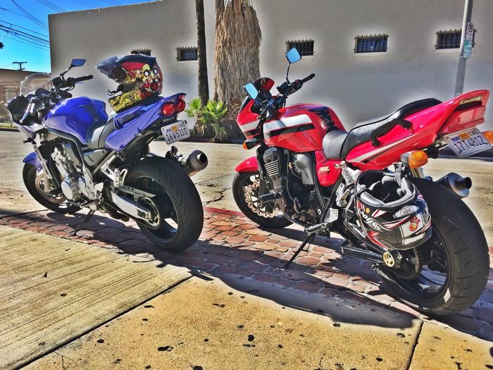 Chillin Check This Out Hello World Fz1 Zrx1200r