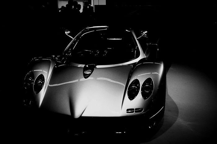 Hypercars Zonda Zondapagani Salon De L'Auto