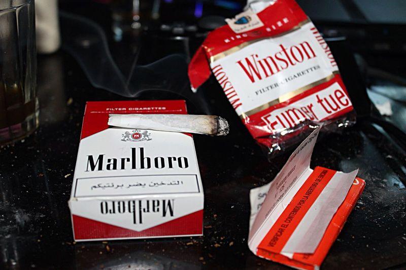 Marijuanas Marlboro Winston Joins