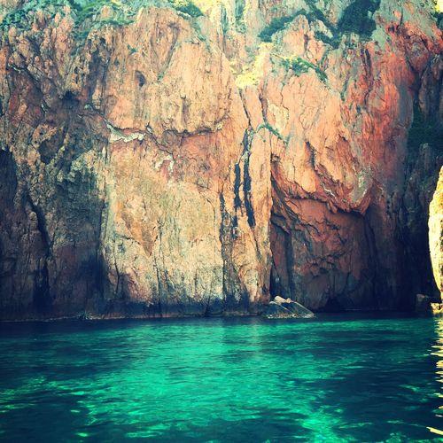 Holiday POV Corsica Calanques  summer2015