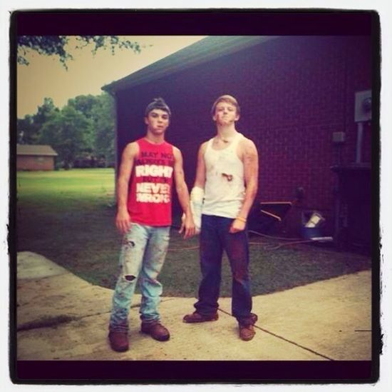 Me And My Bro @Caleb_Steele3