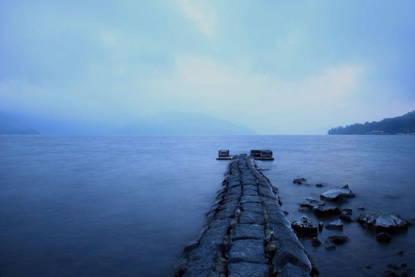 Mountain lake cloudy dusk Landscape EyeEm Best Shots - Landscape EyeEm Water Shots Long Exposure EyeEm Nature Loverr Lake Nature ISOPIX Dedicate To @intreccio EyeEm Best Shots - Long Exposure