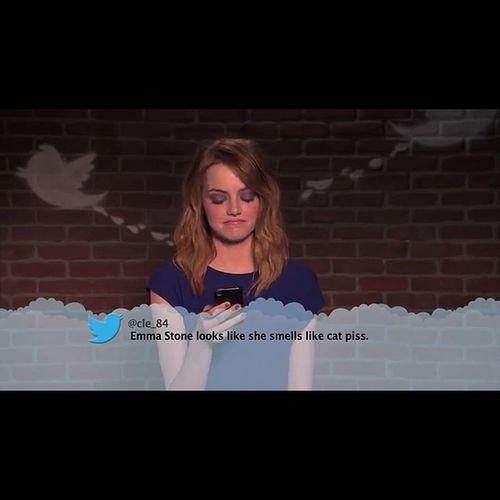 These are hilarious. Celebritiesreadmeantweets Kimmel Meantweet