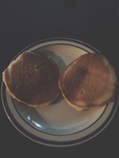 Pancakes ⛅️ Latebreakfast