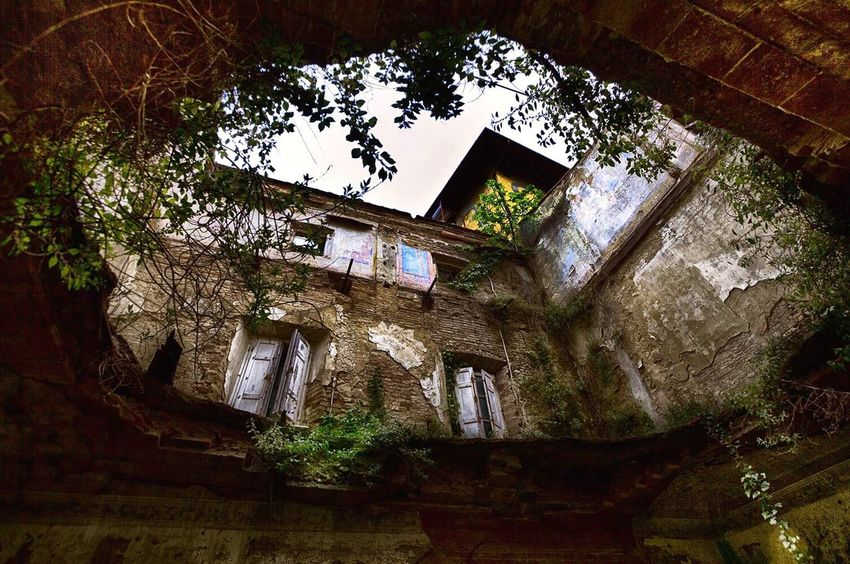 Architecture degrado Abandoned Building Exterior Built Structure home Indoors  urbex