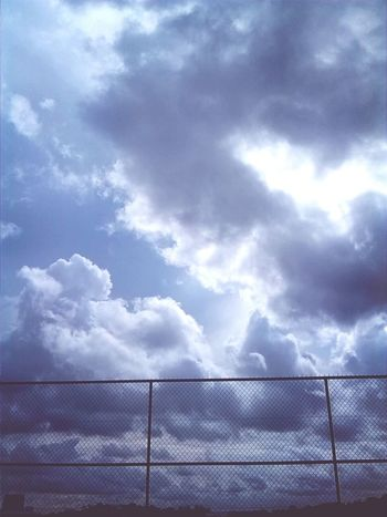 Some awesome Cloudporn going on in the Sky today! Peace And Quiet Home Sweet Home