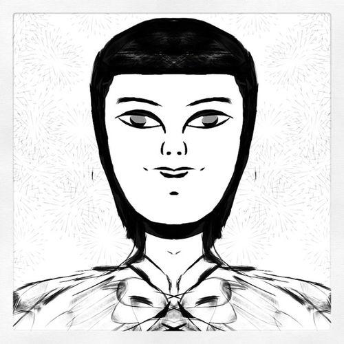 New ipad sketch