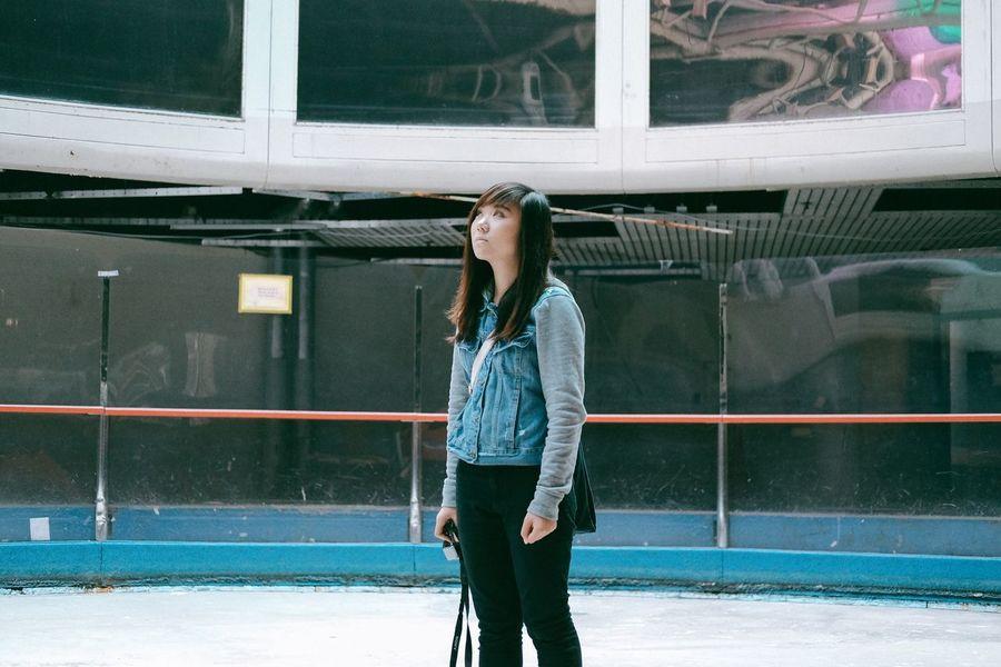 FUJIFILM X-T1 Explore Hk Portrait Of A Woman Portrait Of A Friend