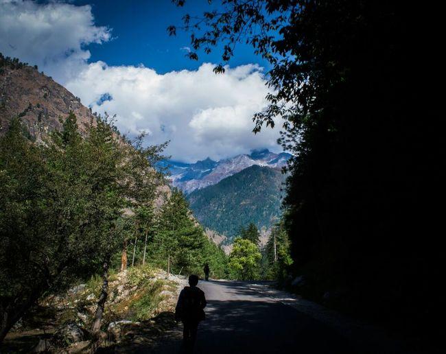 Trekking,