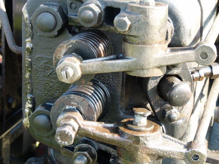 Bavarian Tradition Bulldog EyeEmNewHere Machine Part No People Old Engine Outdoors Traktor
