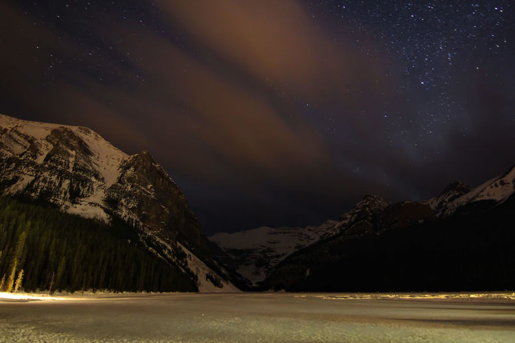 lake louise Alberta canada Check This Out Banff National Park  Nightphotography Check This Out Alberta Canada The Great Outdoors - 2016 EyeEm Awards Canada Coast To Coast