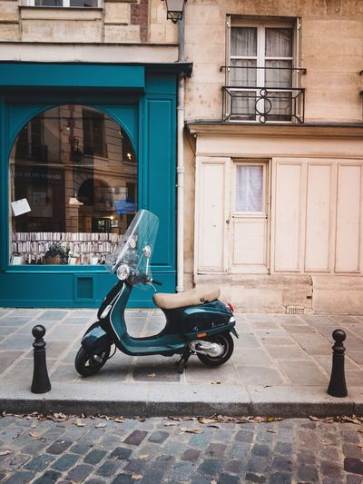 Place Dauphine, Paris. Building Exterior Paris City Life France Travel Travel Photography Travel Destinations Showcase: November Paris ❤ Europe Scooter Vespa Streetphotography This Week On Eyeem EyeEm Best Shots - The Streets EyeEm Best Shots - My World