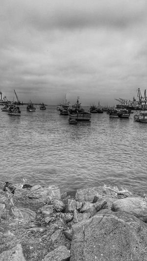 Sony RX100 IV EyeEm The Best Shots Moment Lens Monochrome My Unique Style Black And White Enjoying The Moment Puerto De San Antonio Helloworld FromChile