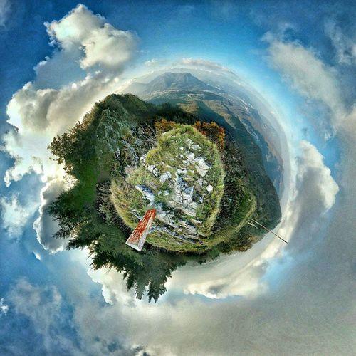 // P u n t a d i m e z z o \\ ___________________________ Photosphere Amazing View Nexus landscape italy super top dope panoramic lagomaggiore picoftheday nature 360pan naturephotography campodeifiori god